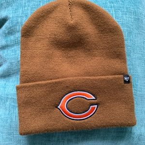 Carhartt Chicago Bears winter hat - adult size